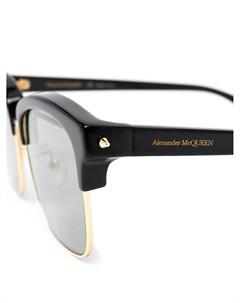 Солнцезащитные очки Piercing Alexander mcqueen eyewear