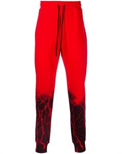 Спортивные брюки Lava с принтом Mjb marc jacques burton