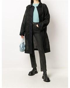 Пальто с цветочным узором Cecilie bahnsen