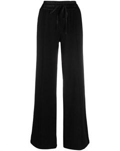 Кашемировые брюки широкого кроя Andrea ya'aqov