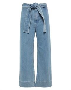 Джинсовые брюки Apiece apart