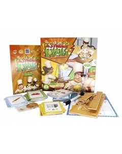 Настольная игра Безумная кухня Muravey games