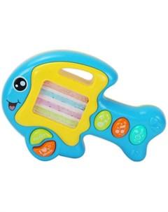 Музыкальный инструмент Пианино Рыбка Жирафики