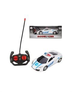 Машина радиоуправляемая Полиция 778 7 Наша игрушка