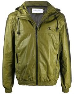 куртка с капюшоном Calvin klein jeans