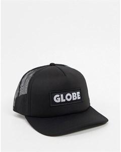 Черная кепка Globe