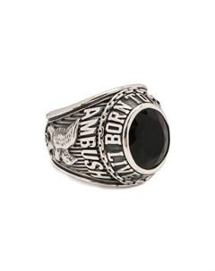Серебряное кольцо Ambush