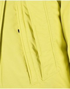 Салатовая куртка с капюшоном Parajumpers