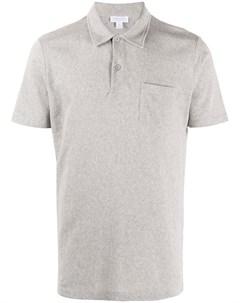 Трикотажная рубашка поло Sunspel