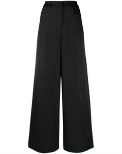 Укороченные брюки широкого кроя Andrea ya'aqov