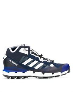 Кроссовки со вставками Adidas by white mountaineering