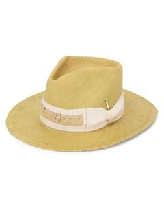 Соломенная шляпа Espuma Del Mar Nick fouquet