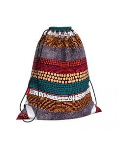 Мешок для обуви Mosaic Strips Erich krause