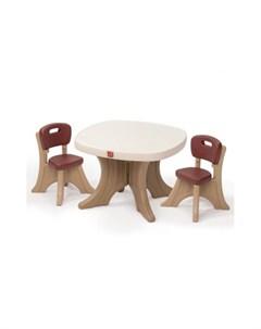Детский столик со стульями Step 2