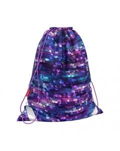 Мешок для обуви Purple Print Erich krause