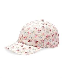 кепка с цветочным принтом Gucci