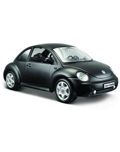 Машинка Volkswagen Beetle 1 25 чёрный Maisto