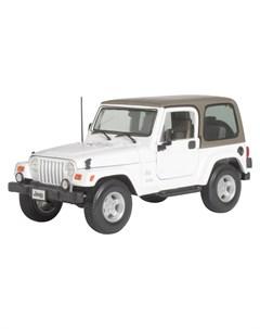 Машинка Jeep Wrangler Sahara 1 18 белый Maisto