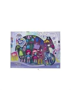 Игровой набор Девочки эквестрии модницы Май литл пони (my little pony)