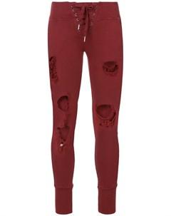Рваные брюки Nsf