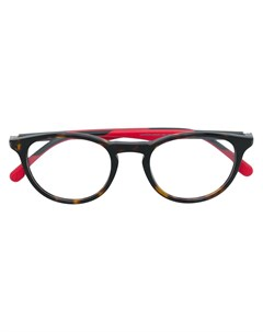 очки в округлой оправе Carrera