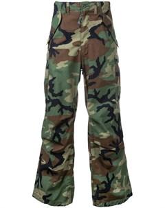Камуфляжные брюки Icons