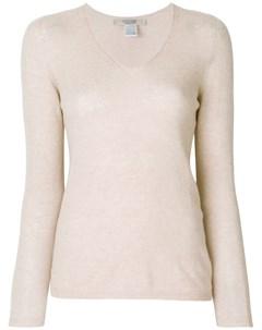 Легкий пуловер с длинными рукавами La Fileria For Daniello La fileria for d'aniello
