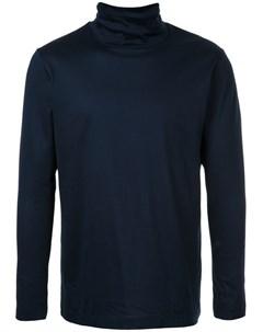 Классический свитер с отворотной горловиной Estnation