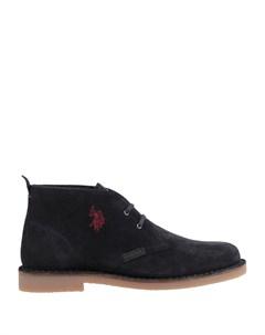 Полусапоги и высокие ботинки U.s. polo assn.