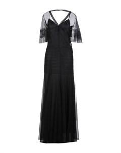 Длинное платье Galliano