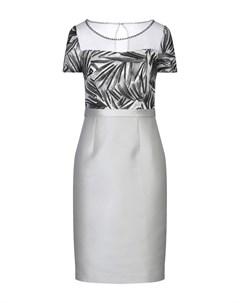 Платье до колена Impero couture