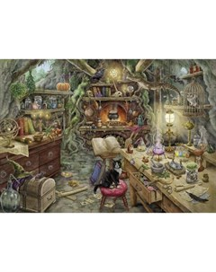 Пазл квест Кухня ведьм 759 элементов Ravensburger