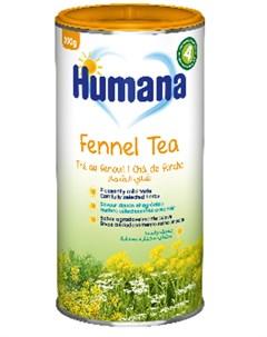 Чай детский с фенхелем 200гр Humana