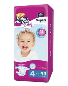 Подгузники Baby Maxi 7 14кг 9 14кг 44шт Helen harper