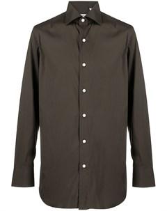 Рубашка с воротником Finamore 1925 napoli