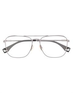очки авиаторы Fendi eyewear