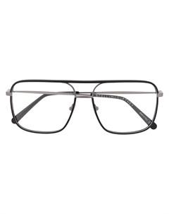 очки в прямоугольной оправе Stella mccartney eyewear