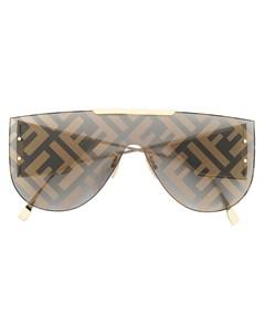 солнцезащитные очки Fabulous 2 0 Fendi eyewear