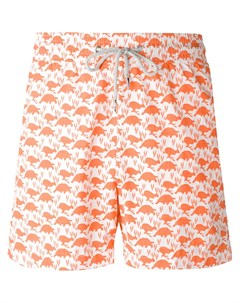 Плавательные шорты с принтом черепах Love brand