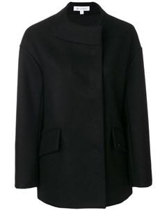 Пальто слим со вставками Io ivana omazic