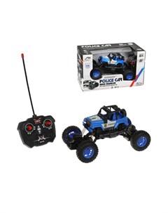 Полицейская машина радиоуправляемая 9920 3A Наша игрушка