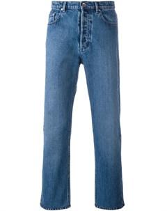 прямые джинсы Gieves & hawkes