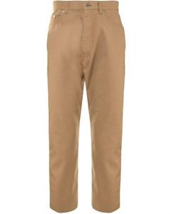 джинсы кроя слим No21
