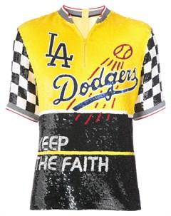 Топ с пайетками Dodgers Ashish