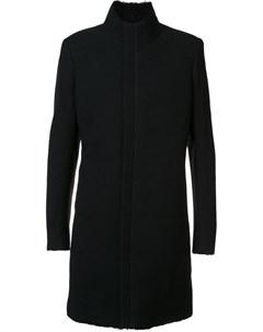 Пальто на молнии Label under construction