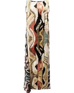 Длинное платье кафтан Afroditi hera