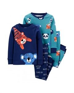 Пижама для мальчика 2 шт 1J438110 Carter`s