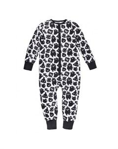 Слип пижама комбинезон для мальчика Angry Birds Bossa nova