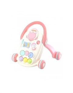 Ходунки Игровой центр Bunny Pink HS0392228 Everflo