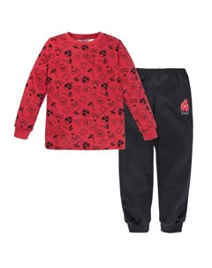 Пижама для мальчика джемпер брюки Angry Birds 356АБ 171 К Bossa nova